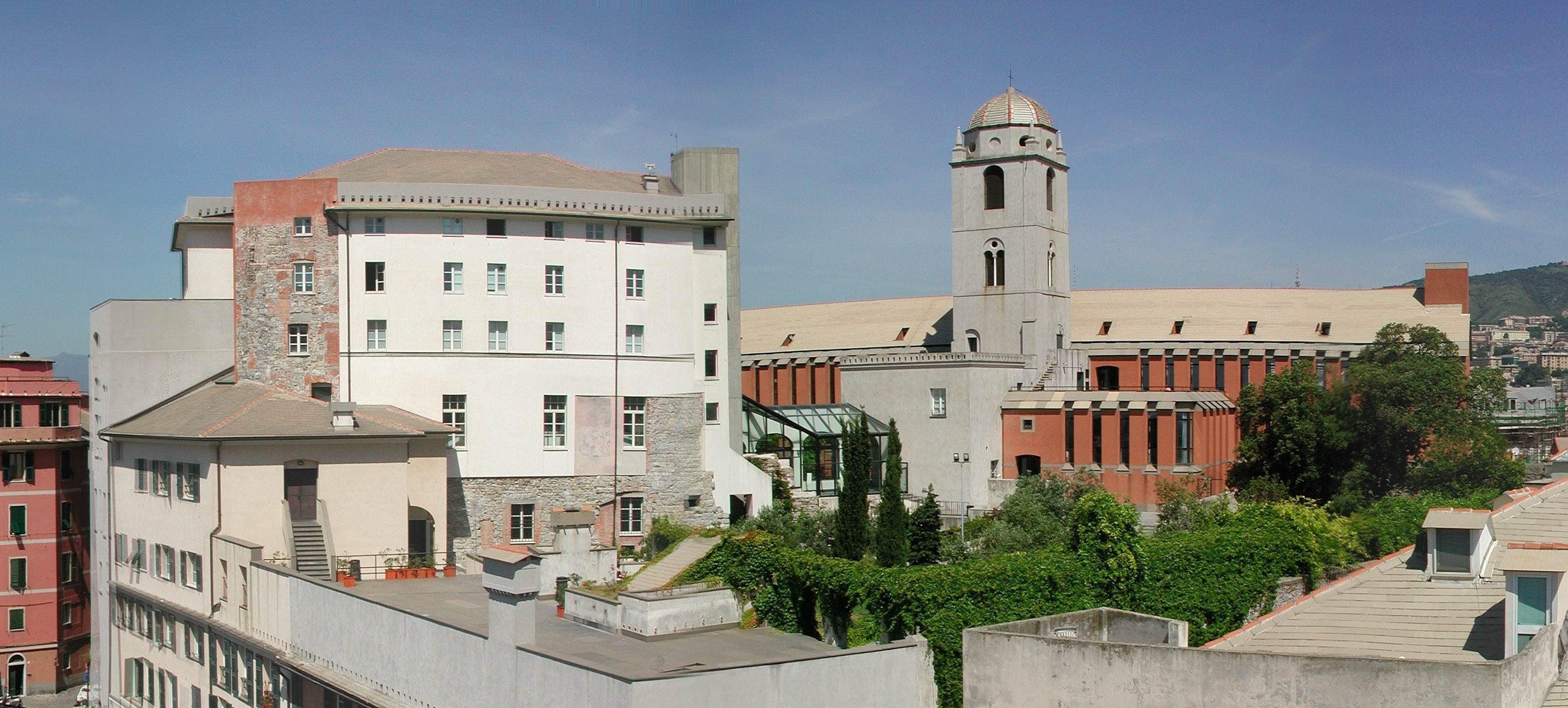 Ripam Genova Facoltà di Architettura